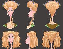 New royal mistresses (visual development)