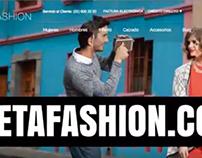 Video Lanzamiento tienda E-Commerce ETAFASHION ECUADOR