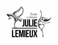 Logo École de Danse Julie Lemieux