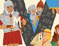 Časopis Bublina č. 17 - O pôvode našej abecedy