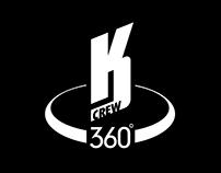 Kenan Dogulu Crew 360 Logo