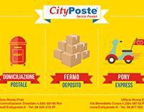 CityPoste - Poster