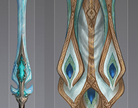 Props Design for Rift and Legendary Games