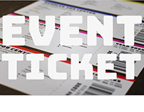 Project 4: Ticket to an Event