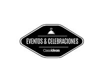 Packaging línea Eventos y Celebraciones, Casaideas.