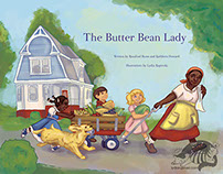 The Butter Bean Lady