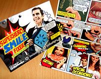 Octagon Orthodontics - Comic Flyer