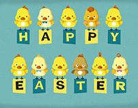Easter Greetings -thortful