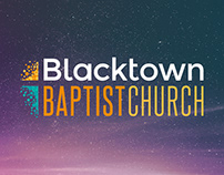 Blacktown Baptist Brand Development