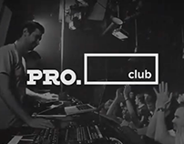 PROPAGANDA NIGHTCLUB Re-design & branding concept