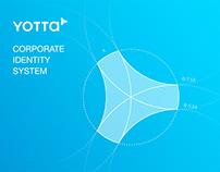 品牌識別系統 Brand Identity Design | YOTTA eLearning Platform