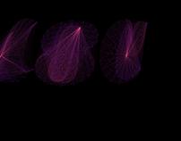 Generative Font (Connected Dots)