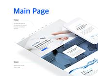 Bluereo - Website & Application Design