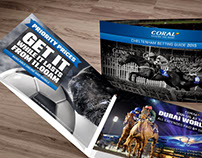 Cheltenham Betting Guide | Print Design