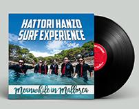 Hattori Hanzo Surf Experience VINYL artwork