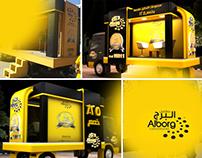 Ma3mel Alborg - roadshow activation