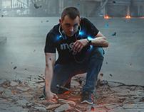 Hero / speed art video