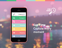 Cap Time - Time tracking application