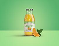 Mocku - Juice Mockup
