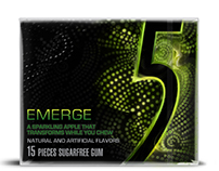 5 Gum Packaging