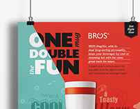 Poster: One Mug Double The Fun