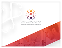RIYADH TECHNICAL COLLEGE - LOGO
