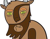La Bella e la Bestia - Rivisitazione illustrata
