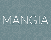 Mangia - Restaurant Branding