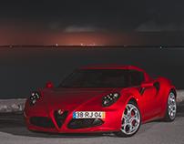 Alfa Romeo 4C - Motor O2