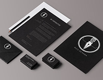 PERSONAL BRANDING MOCK UP OUTPUT IN VECTOR