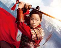 Mulan China Poster