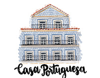 Portuguese Travel Journal Illustrated #2