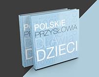 Książka - Polskie przysłowia dla dzieci - Book for kids