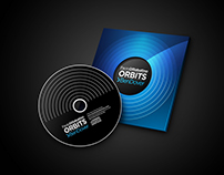 Orbits CD artwork