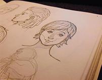 Sketches 2015 Pt. 1