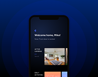 Canary: Smart Home Mobile App