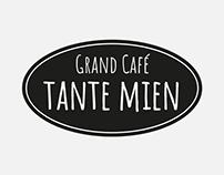 Logo Grand Café Tante Mien