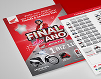 Moto Vix   Campanha Final de Ano