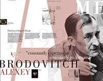 """Astonish Me!"" Brodovitch"