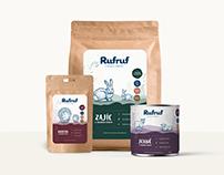 Rufruf - Packaging & Web design