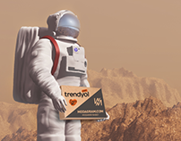 Shipping to mars