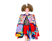 Comme des Garçon SS18 Spring: París Fashion Week
