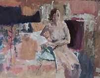 Life drawing room final piece