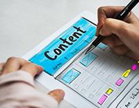 Quy trình triển khai content cho website