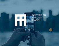 Identidad IAI. (Innovación y Análisis de la Imagen)
