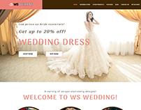 WS Wedding – Wedding WooCommerce WordPress theme