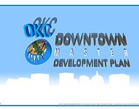 Oklahoma City Downtown Master Development Plan