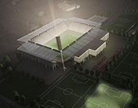Stadionneubau Jena