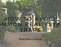 How to Avoid Common Real Estate Traps