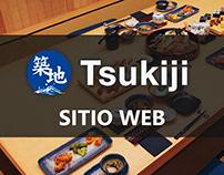 TSUKIJI - Sitio Web 2018